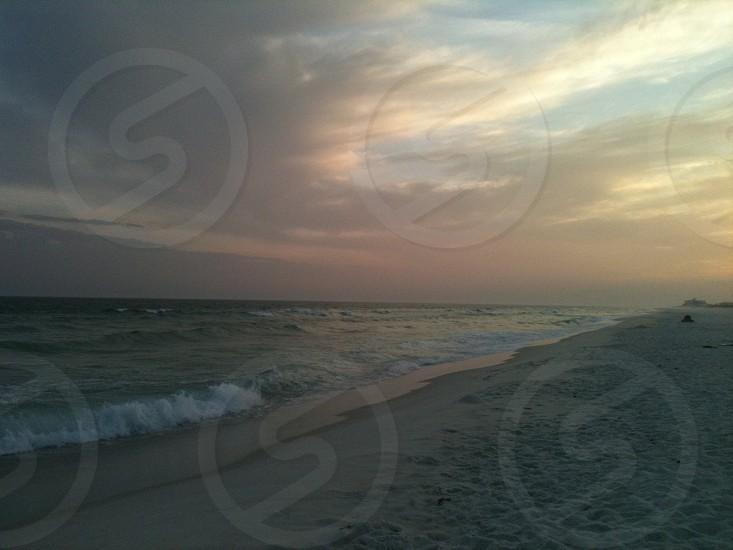 Pensacola sunset photo