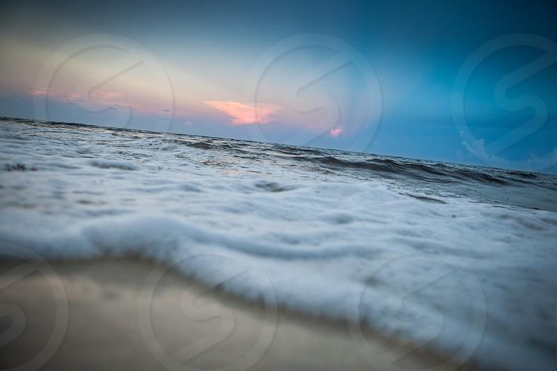 Cancun caribbean coastal lifestyle photo