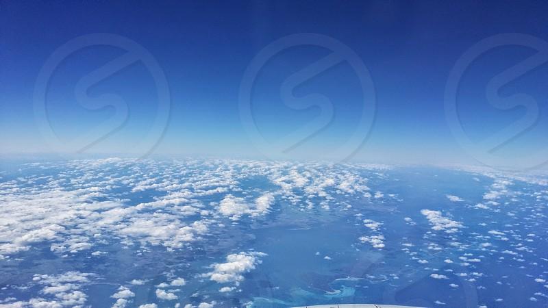 Awe wonder splendid heavens photo