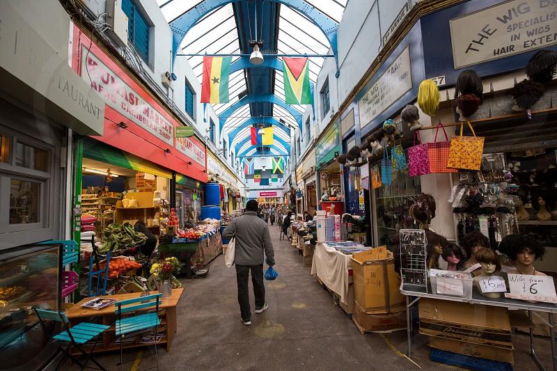 Brixton Village and Brixton Station Road Market photo