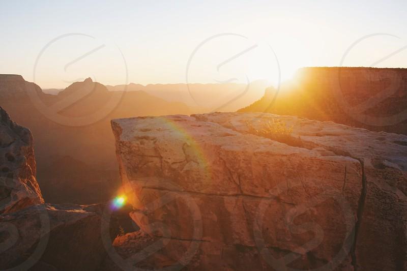 Grand Canyon.  photo