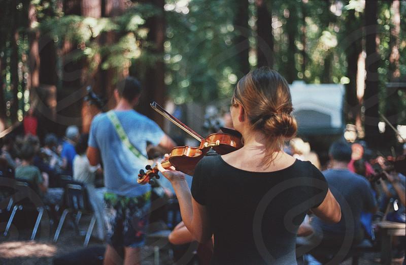 Fiddle camp photo