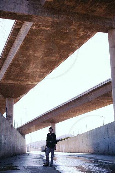 underpass  photo