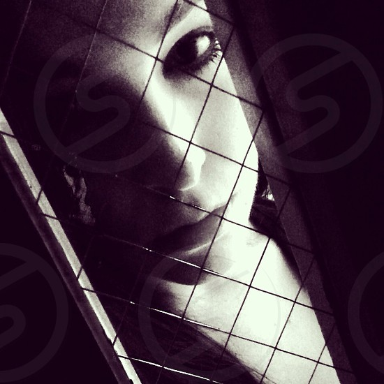 Behind closed doors  photo