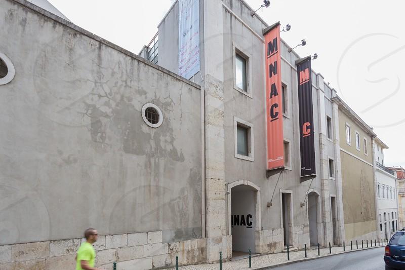 Chiado Museum in Lisbon photo