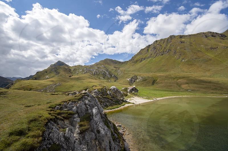 chalets Altanca Switzerland photo