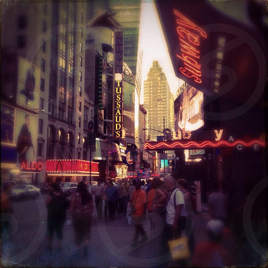 Times Square NYC photo