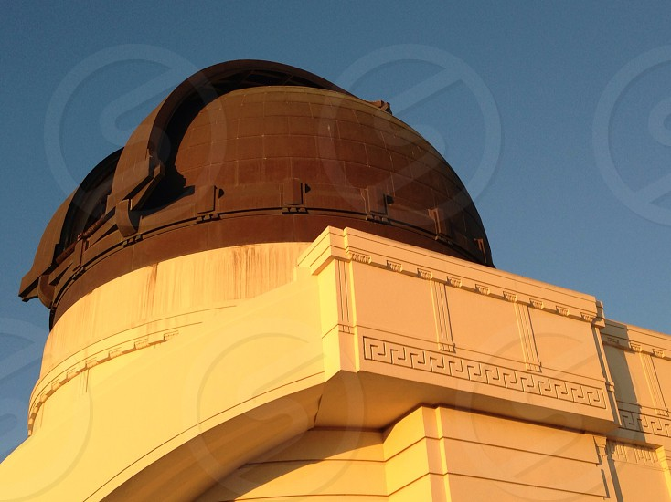 brown and white domed building photo