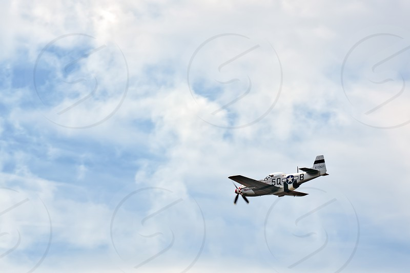 "North American P-51D Mustang ""Marinell"" photo"