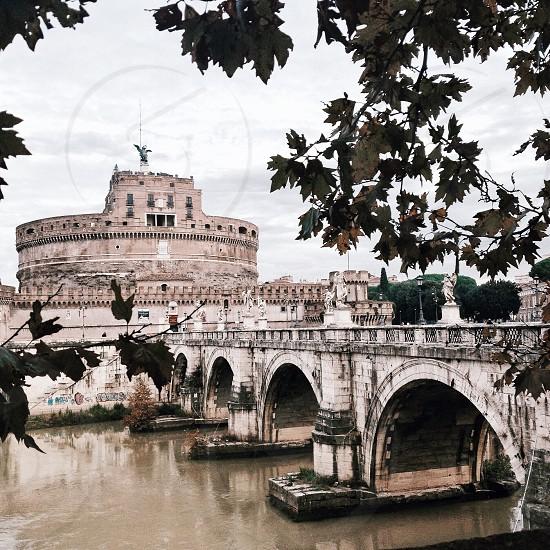 """""""Castel Sant'Angelo"""" - Roma Rome Italy Italia  photo"""