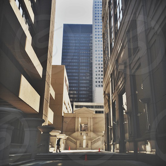 Downtown Chicago / Wacker Ave. photo