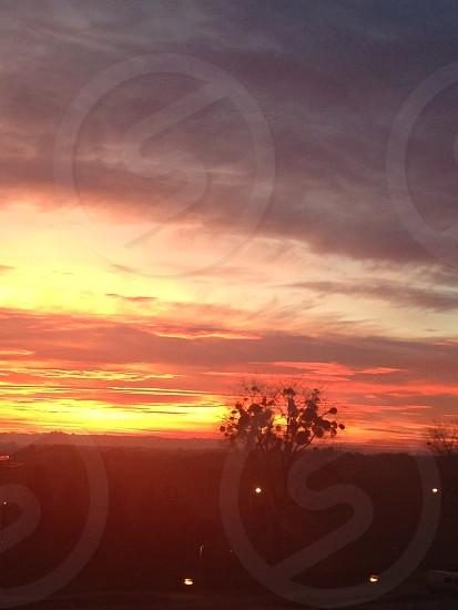 Oława sunset by Abdelhalim Elamrosey  photo