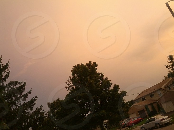 September skies photo