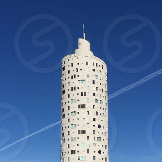 Snail tower Estonia photo