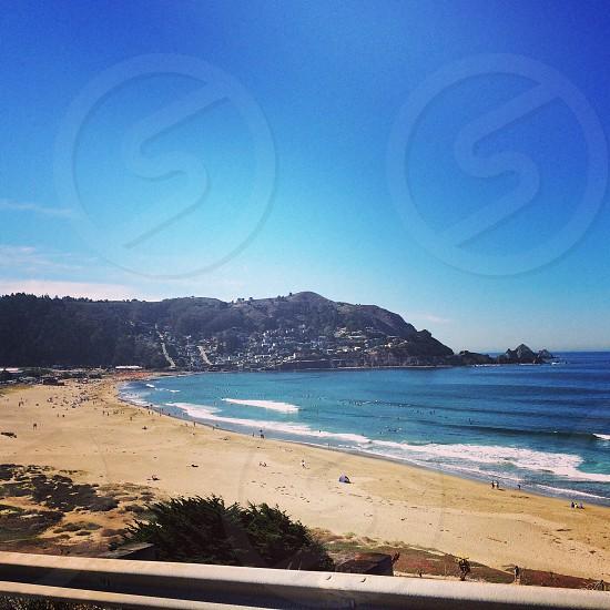 Montara beach photo