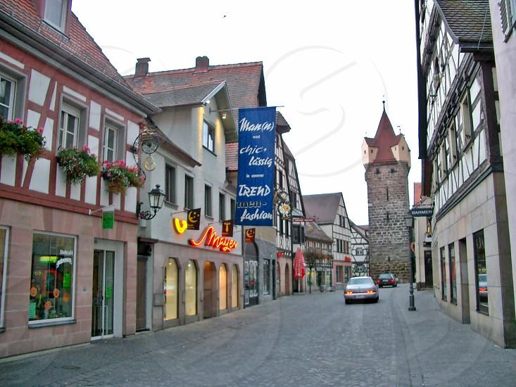 Herzogenaurach --popular travel destination Germany. photo