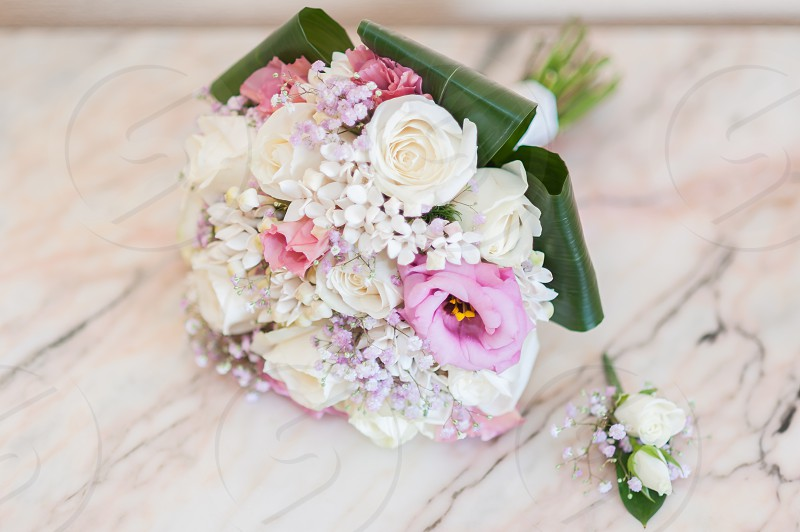 Flowers bridal bouquets Wedding wedding day photo