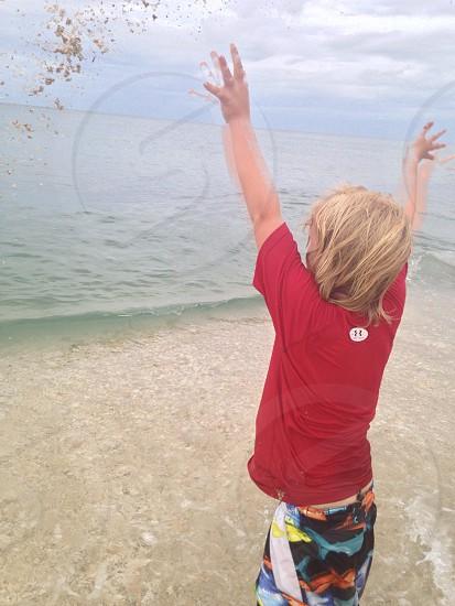 Beach Wishes  photo