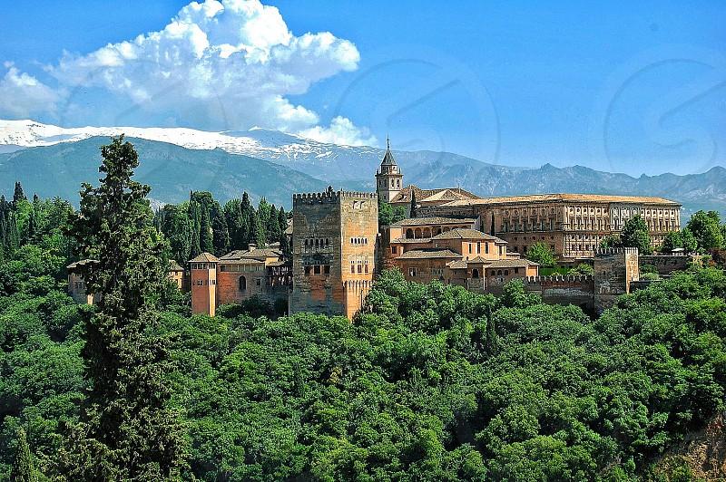 Granada Spain photo