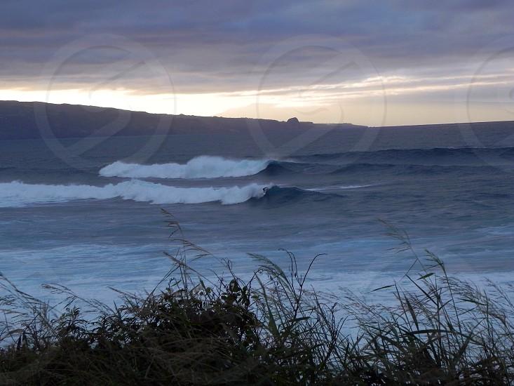 Storm Off Ho'okipa Beach photo
