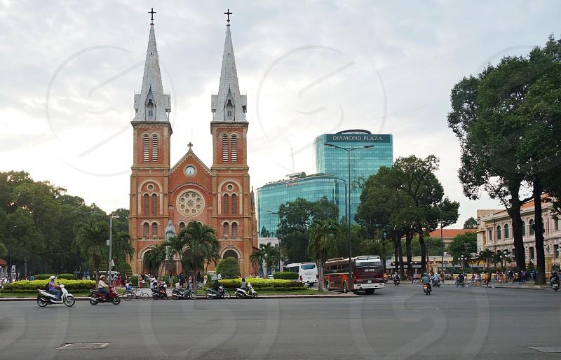 Saigon Notre-Dame Basilica - Ho Chi Minh City (Saigon) Vietnam photo