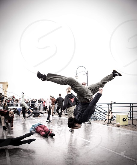 Flip dancer festival santa monica jacob jonas the company photo