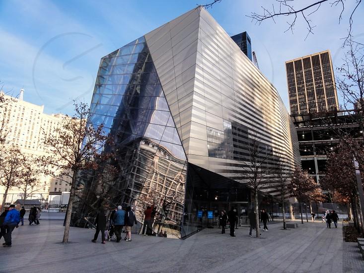 9-11 Tribute Museum - New York City NY USA photo