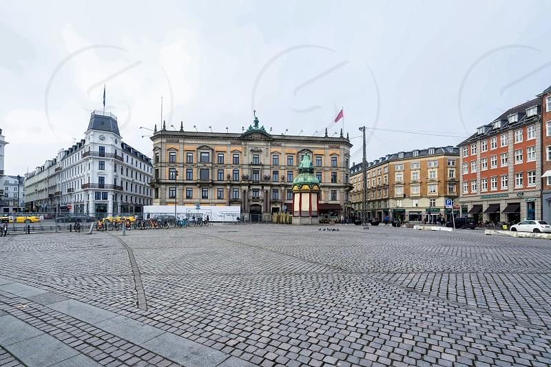Kongens nytorv Copenhagen Denmark photo
