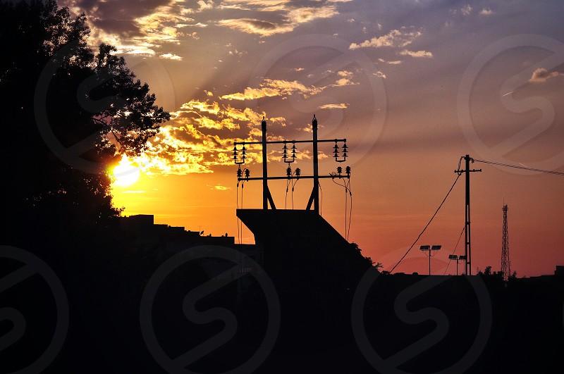 Urban dawn... photo