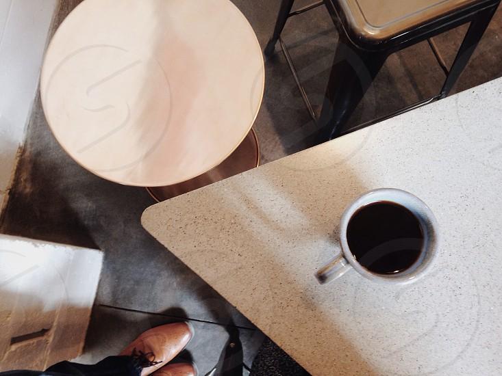Coffee coffee shop interior urban work photo