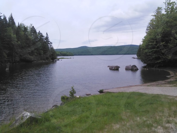 little avril lake avrill vermont photo