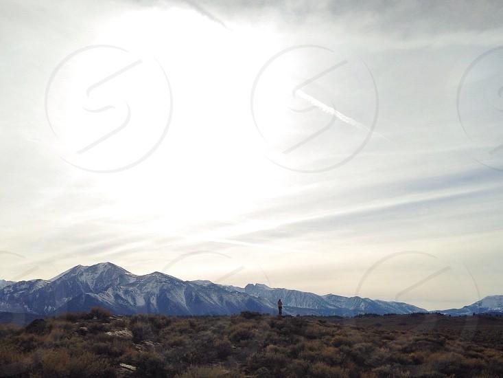 High Eastern Sierras  photo