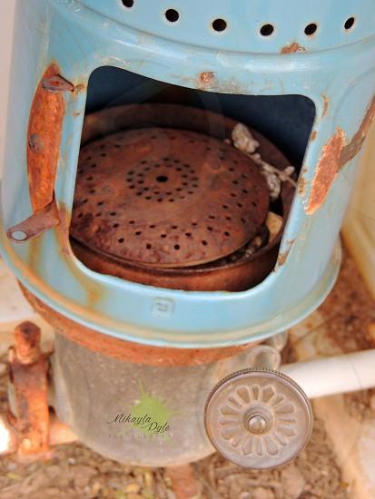 Old stove :)  photo