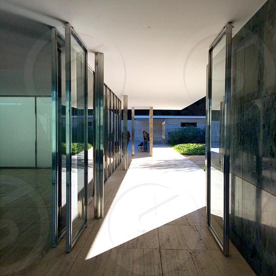 Barcelona Pavilion Spain  photo