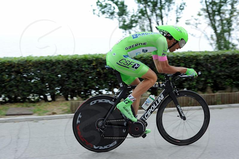Tour of Italy Nicola Boem photo