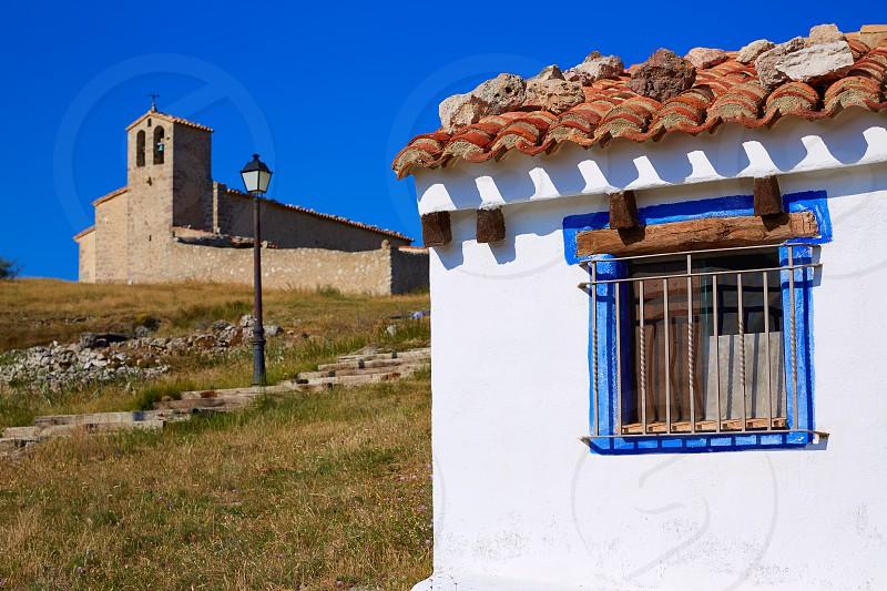 Corratxar village in Tinenca Benifassa of Spain Castellon photo