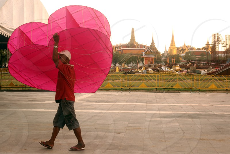 ASIA  THAILAND BANGKOK photo