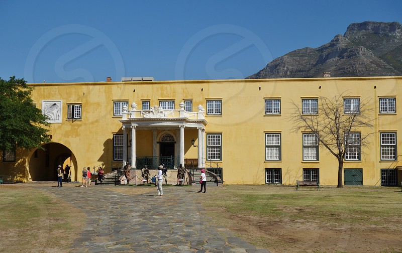 Castle of Good Hope Cape Town South Africa photo