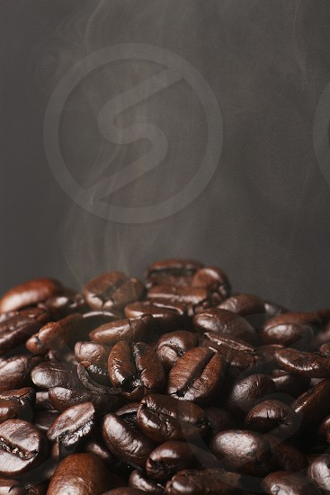 I will be glad to provide raw versions upon request. No use of Photoshop in order to create smoke effects it is natural smoke from roasting the beans. photo