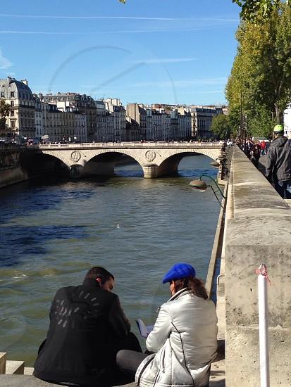 Latin Quarter Paris photo