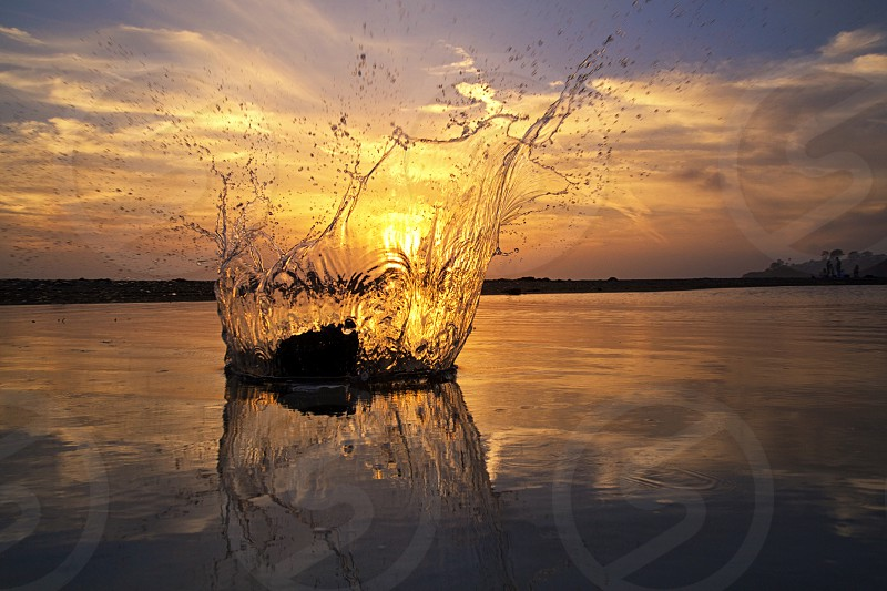 Make a splash photo