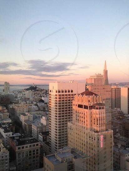 beige skyscraper photo photo