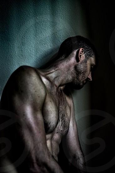 Prisoner anticipation agony release photo