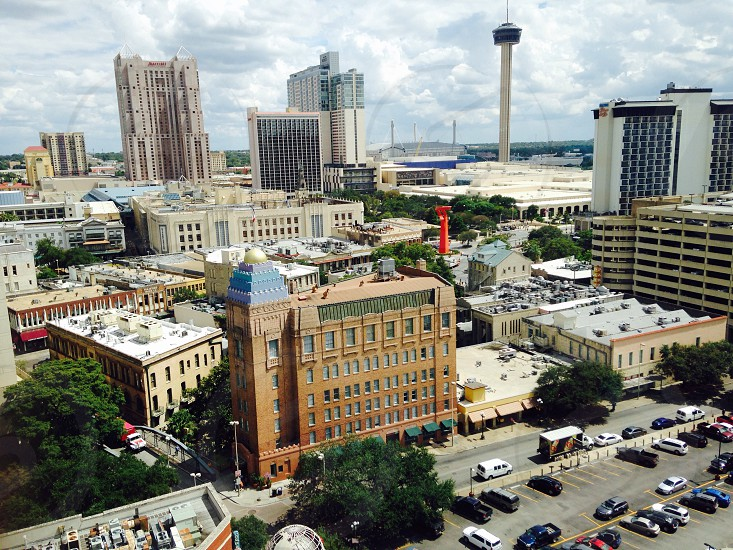 Downtown San Antonio Texas photo