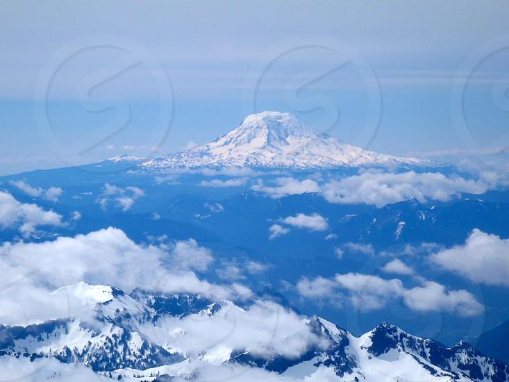 Mount Rainier Washington photo