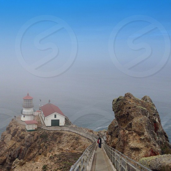 Point Reyes Lighthouse Northern California photo