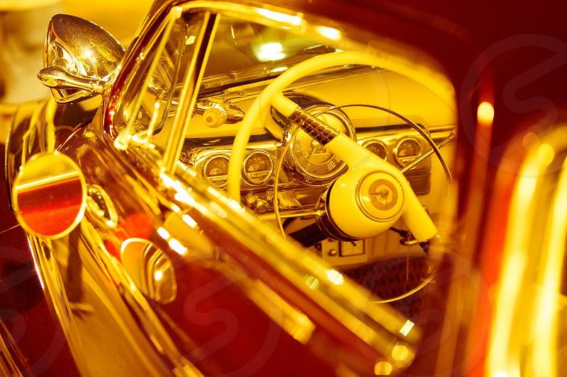 classic vintage car photo