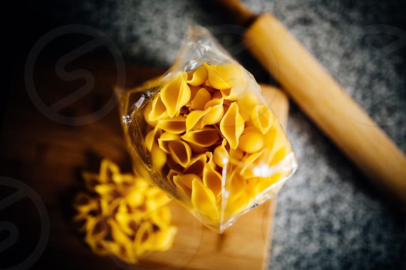 pasta noodles photo
