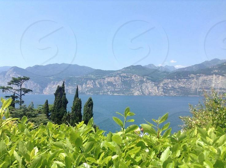 Lake Garda Italy photo