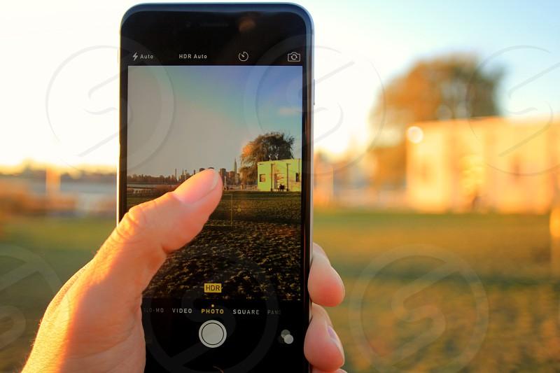 Park phone  photo